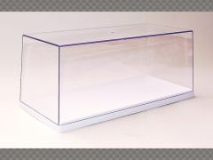 1:24 SCALE MODEL CAR DISPLAY CASE ~ PROTECT YOUR INVESTMENT!   Display Cases