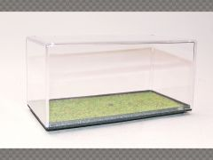 1:43 DISPLAY CASE LEAVES BASE HD FINISH ~ PROTECT YOUR INVESTMENT | Display Cases