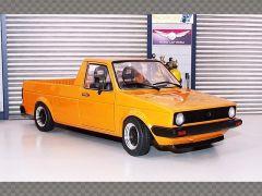 VOLKSWAGEN CADDY MK1 CUSTOM ~ 1982 | 1:18 Diecast Model Car