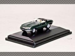JAGUAR E TYPE CONVERTIBLE | 1:76 Diecast Model Car