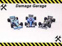 THREE SET MODEL RACE CAR   1:43 Diecast Model Car
