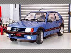 PEUGEOT 205 GTi 1.9L ~ 1988 | Diecast Model Car