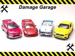 FOUR SET MODEL CAR   Various Diecast Model Car