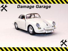 PORSCHE 356B COUPE ~ 1961   1:24 Diecast Model Car