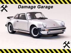 PORSCHE 911 TURBO | 1:24 Diecast Model Car