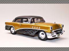 BUICK CENTURY ~ 1955 | 1:24 Diecast Model Car