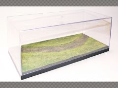 1:18 SCALE DISPLAY CASE ~ TERRAIN/STREAM~ PROTECT YOUR INVESTMENT!