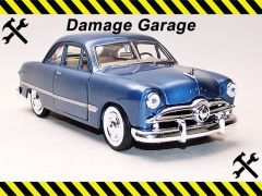 FORD COUPE ~ 1949 | 1:24 Diecast Model Car