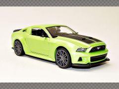 FORD MUSTANG STREET RACER ~ 2014   1:14 Diecast Model Car