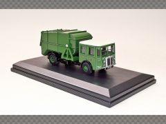 MANCHESTER CORP SHELVOKE & DREWRY DUSTCART | 1:76 Diecast Model Truck