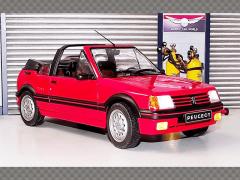 PEUGEOT 205 CTI MK1 ~ 1989   1:18 Diecast Model Car