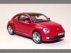 VOLKSWAGEN BEETLE ~ 2012   1:43 Diecast Model Car