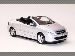 PEUGEOT 307 CABRIOLET ~ 2003   1:43 Diecast Model Car