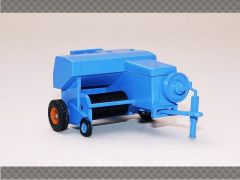 FARM BALER - BLUE | 1:76 Diecast Model Car