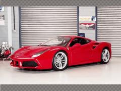 FERRARI 488 GTB | 1:18 Diecast Model Car