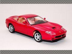 FERRARI 550 MORANELLO | 1:24 Diecast Model Car