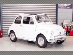 FIAT 500 1957   1:18 Diecast Model Car