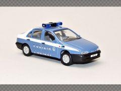 FIAT MAREA POLIZIA 1999   1:43 Diecast Model Car