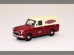 FORD ANGLIA - BRITISH RAIL | 1:76 Diecast Model Car