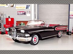 FORD EDSELL CITATION 1958 ~ BLACK | 1:18 Diecast Model Car