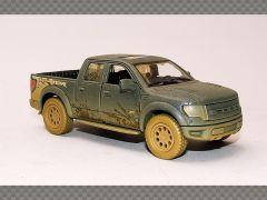 FORD F150 CAB ~ GREY | 1:32 Diecast Model Car