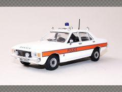 FORD GRANADA MK1 - POLICE | 1:43 Diecast Model Car