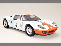 FORD GT CONCEPT GULF | 1:12 Diecast Model Car
