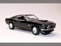 FORD MUSTANG BOSS 429 ~ 1970 | 1:24 Diecast Model Car