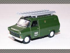 FORD TRANSIT MK1 - POST OFFICE TELEPHONES   1:76 Diecast Model Car