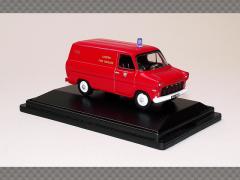 FORD TRANSIT MK1 FIRE BRIGADE | 1:76 Diecast Model Car
