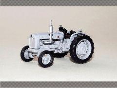 FORDSON TRACTOR - GREY | 1:76 Diecast Model Car