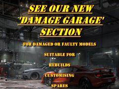TAKE A LOOK IN OUR DAMAGE GARAGE