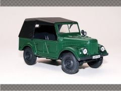 GAZ 69A | 1:43 Diecast Model Car