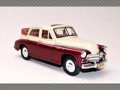 GAZ M20 POBEDA CABRIO ~ 1948 | 1:24 Model Car
