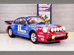 PORSCHE 911 CARRERA RS GR.4 ~ 1979 MONTE CARLO RALLY | 1:18 Diecast Model Car