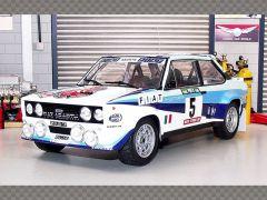 FIAT 131 ABARTH ~ RALLYE DU PORTUGAL 1980 | 1:18 Diecast Model Car