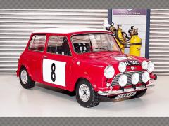MINI COOPER S BMC ~ RAC 1965 | 1:18 Diecast Model Car