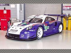 PORSCHE 911 (991) RSR ~ LE MANS 2018 | 1:18 Diecast Model Car