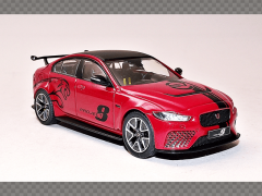 JAGUAR XE SV PROJECT 8 ~ 2017   1:43 Diecast Model Car