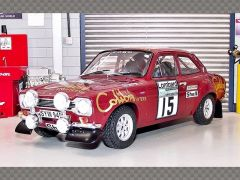 FORD ESCORT MK1 RS1600 ~ RAC RALLY 1974 | 1:18 Diecast Model Car