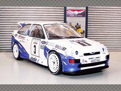 FORD ESCORT RS COSWORTH ~ TOUR DE CORSE 1993 | 1:18 Diecast Model Car