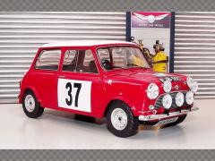 MINI COOPER S ~ RAC RALLY 1965 | 1:18 Diecast Model Car