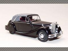 JAGUAR MKV 3.5 LITRE CABRIO ~ 1950 | 1:43 Diecast Model Car