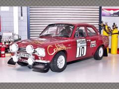 FORD ESCORT MK1 RS1600 RAC RALLY ~ 1974   1:18 Diecast Model Car