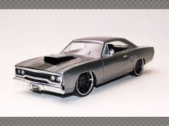 PLYMOUTH ROAD RUNNER ~ FAST AND FURIOUS | 1:24 Diecast Model Car