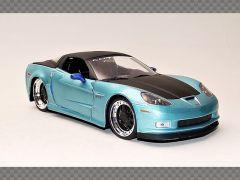 CHEVROLET CORVETTE Z06 ~ JANTES ATOMIC | 1:24 Diecast Model Car