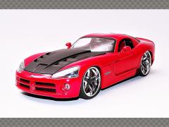 DODGE VIPER SRT10 ~ 2008 | 1:24 Diecast Model Car