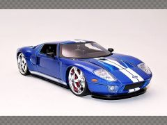 FORD GT ~ FAST AND FURIOUS | 1:24 Diecast Model Car