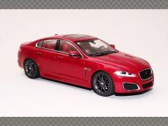 JAGUAR XFR ~ RED   1:43 Diecast Model Car