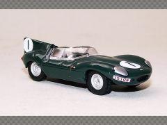 JAGUAR D TYPE LE MANS 1956 | 1:76 Diecast Model Car
